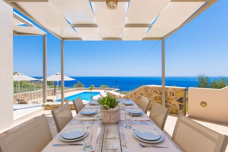 Villa Thromila in the South Crete! - Plakias, Rethymno