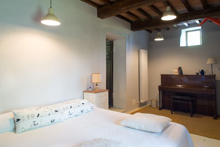 Private cozy room in Chiantishire - San Casciano In Val di Pesa - Bed & Breakfast