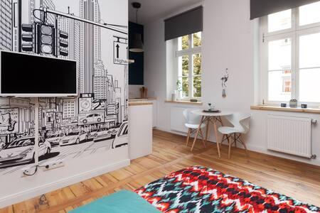 Design-Apartment Schöneberg / City - Berlin