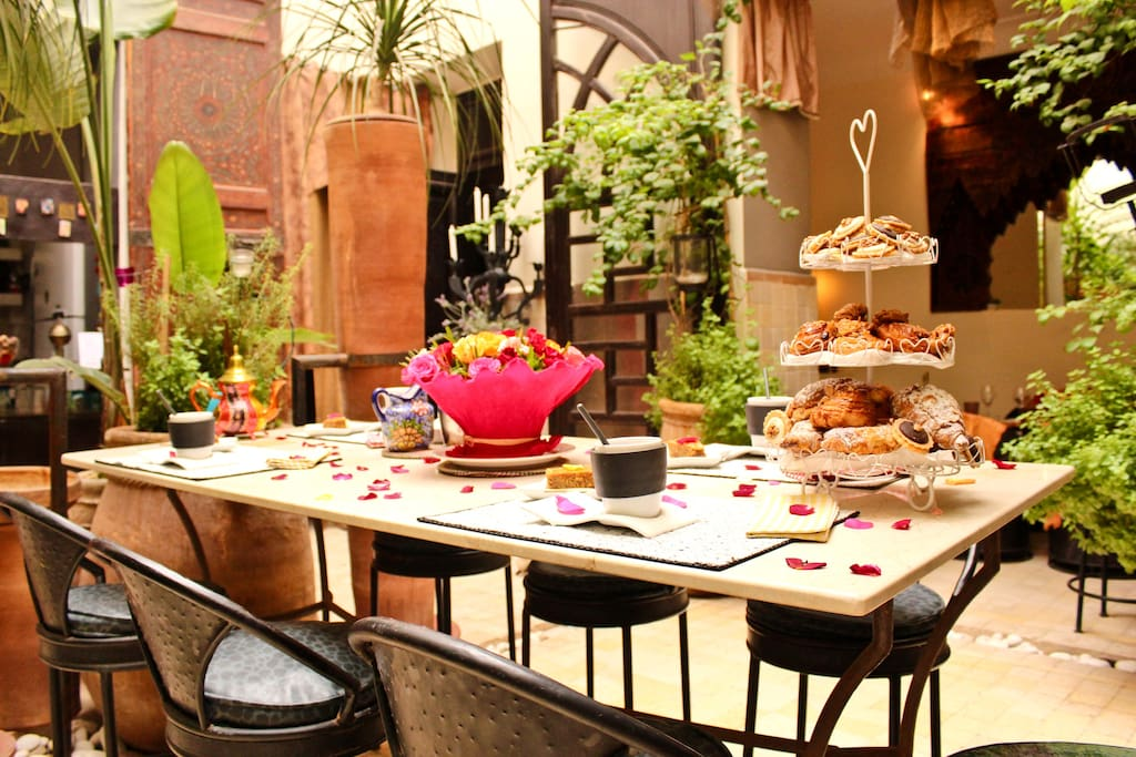 sumptuous staying - gourmet fooding