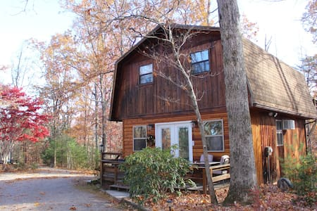 #186 HAYESVILLE/LAKE CHATUGE 2 BDRM - Hayesville - Guesthouse