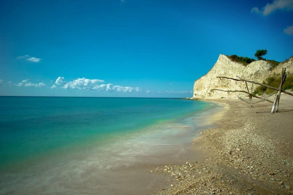 Beautiful scenery, Argata Beach