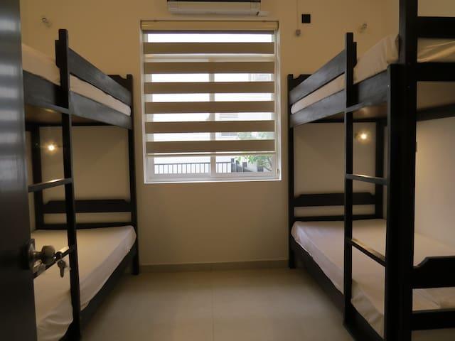 Chapelton House - Dormitory 01 - Colombo - Sala sypialna