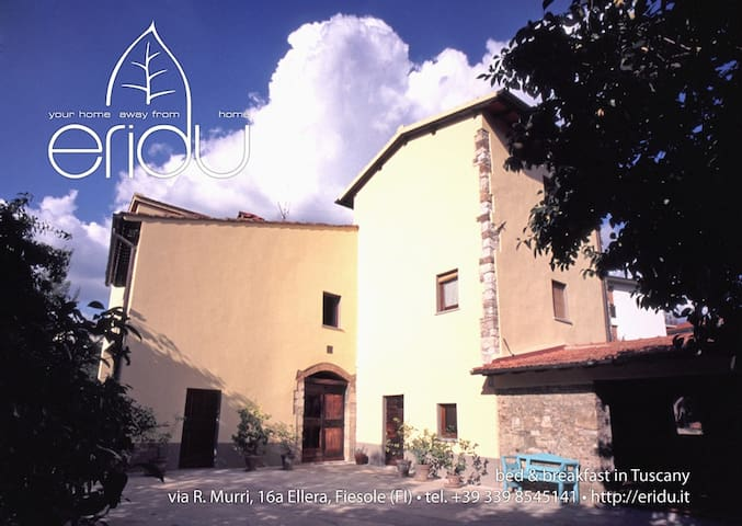 b&b Eridu Your home away from home - Provincia de Florencia - Bed & Breakfast