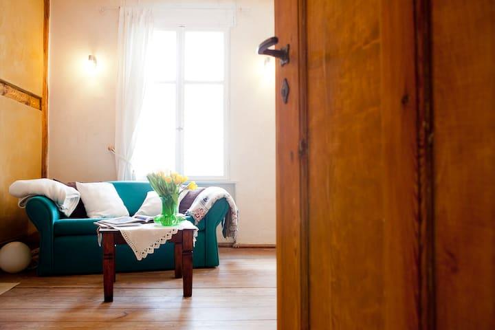 Der historische Storchenhof - Groß Pankow (Prignitz) - Lägenhet
