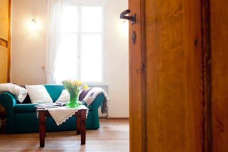 Der historische Storchenhof - Groß Pankow (Prignitz) - 公寓