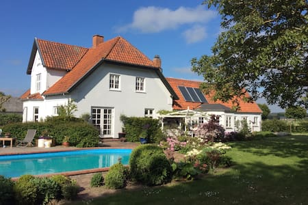 """Marielyst"" Bed and Breakfast - Næstved - Huis"