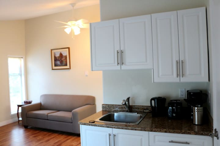 One bdr suite 3 mins walk to Uvic - Victoria - Apartment