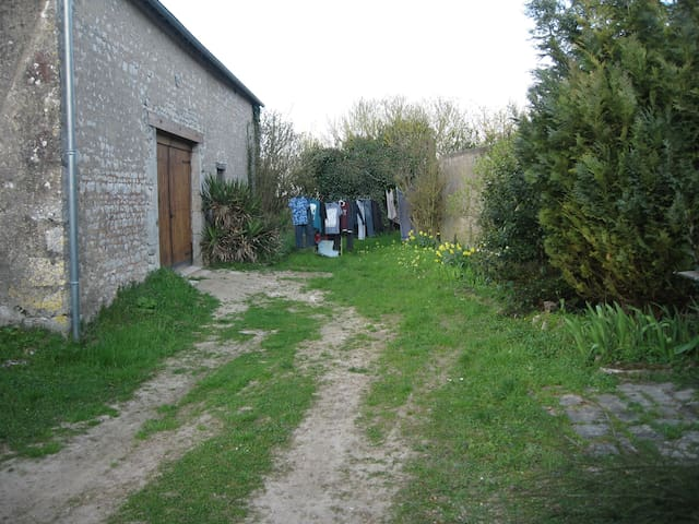 Maison de campagne avec grange - Sougy - Casa