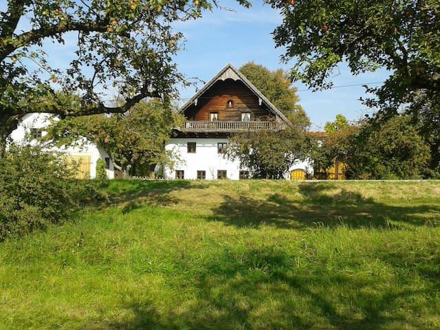 Urlaub auf dem Einfachlebenhof - Tiefenbach - Talo