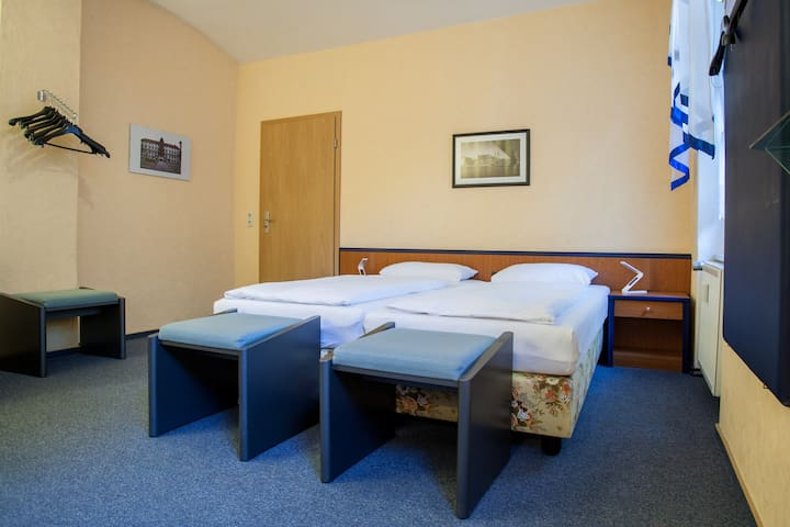 B&B in the center of Torgau/Elbe - Torgau - Penzion (B&B)