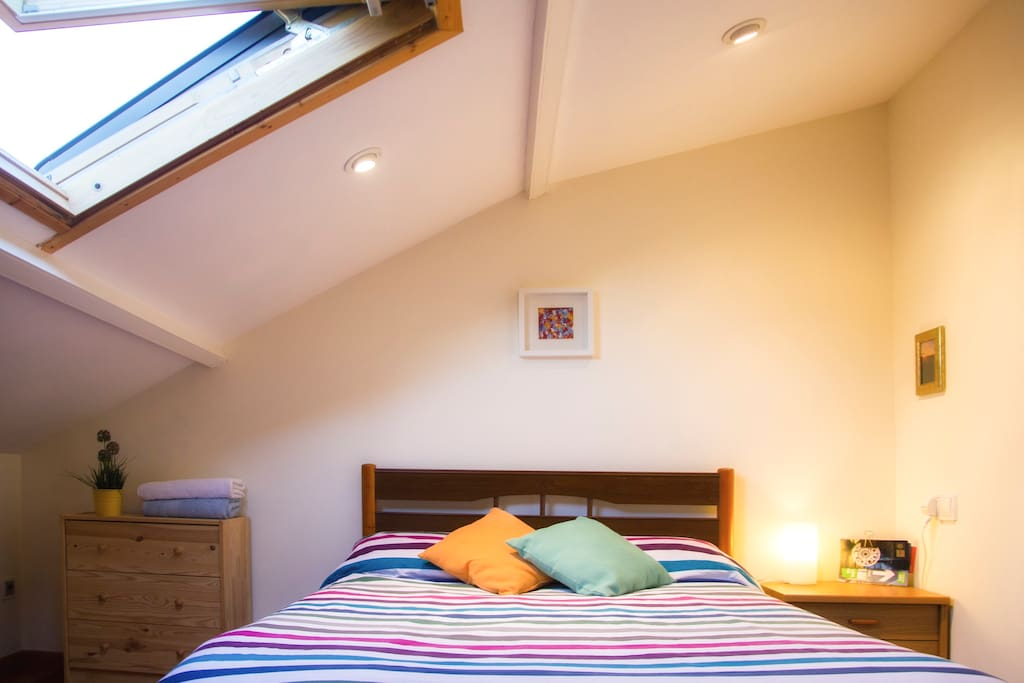 Nice Attic Bedroom Flats For Rent In Santiago De