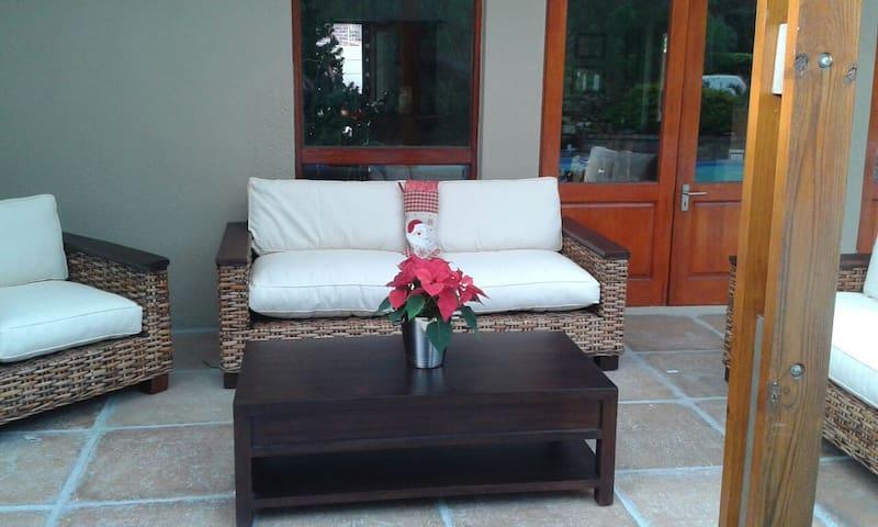 Shangrila in Constantia Windfree - Ciudad del Cabo - Casa