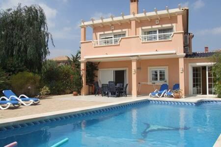 Villa Mosa Murcia; voor een mooie golfvakantie! - Murcia