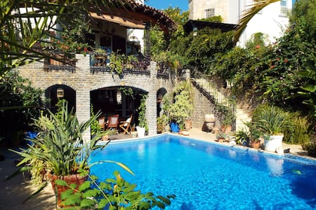 Entire Floor of Beautiful Villa with Private Pool - Bodrum