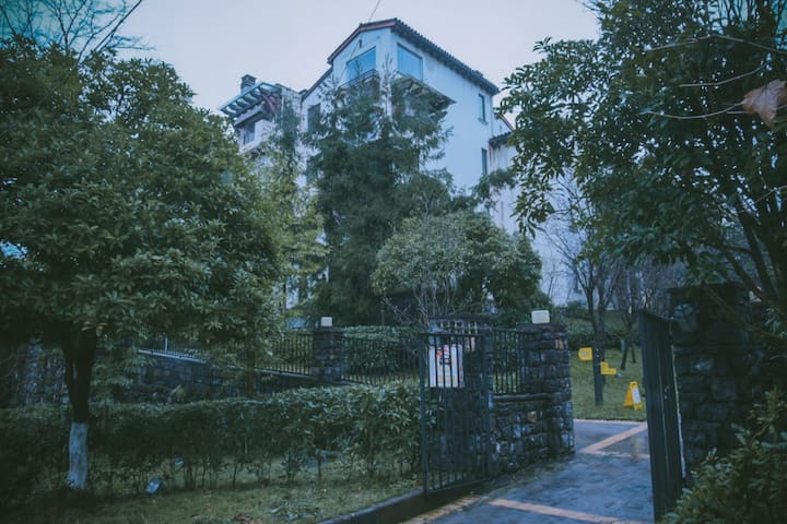【花漾派】3仙女山洋房/免费停车/电热毯/大床房