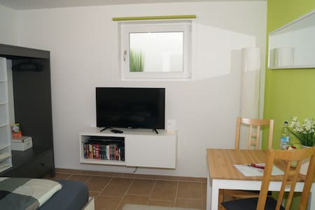 Room in Poing close to Munich, fair ICM + airport