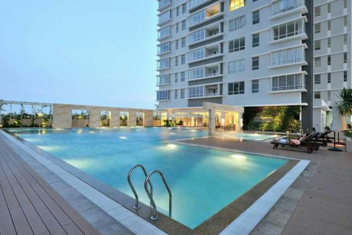 Luxury 2 BDR Apt near City Centre - Ho Chi Minh City - Daire