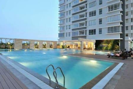 Luxury 2 BDR Apt near City Centre - Ho Chi Minh City - Leilighet