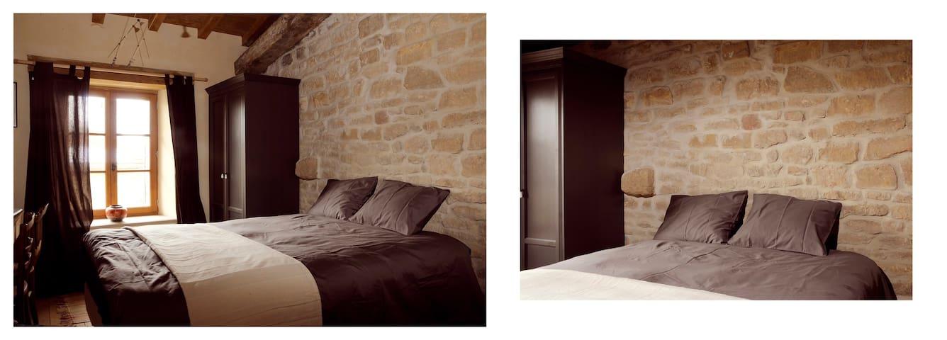 Le grand gîte in Louppy-sur-Loison - Louppy-sur-Loison - Huis