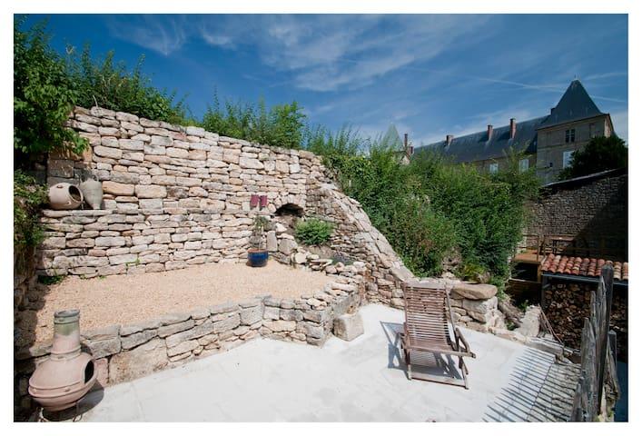 Le grand gîte in Louppy-sur-Loison - Louppy-sur-Loison - House