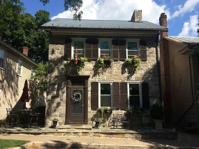 Charming Historic Village Graystone - Boalsburg - บ้าน