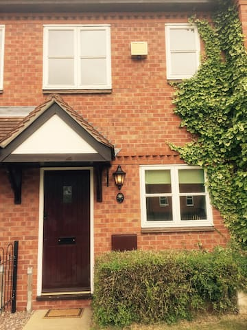 House near Birmingham Airport & NEC - Coleshill - Haus