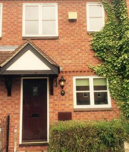 House near Birmingham Airport & NEC - Coleshill