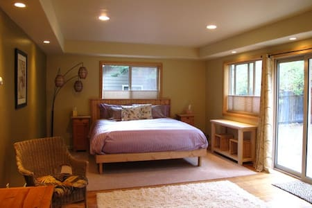 Master Suite with Bath - Tahoe City