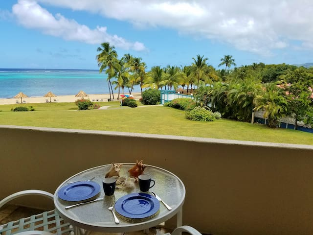 Paradise on Club St Croix (Beach, Pool, Hot Tub) - Christiansted - Apartamento