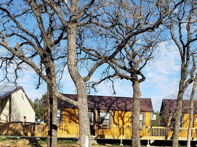 Eula's Cabin, Lone Camp,  TX