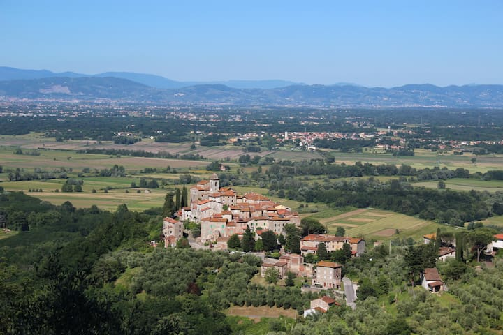 Ancient Village of Castelvecchio - Capannori