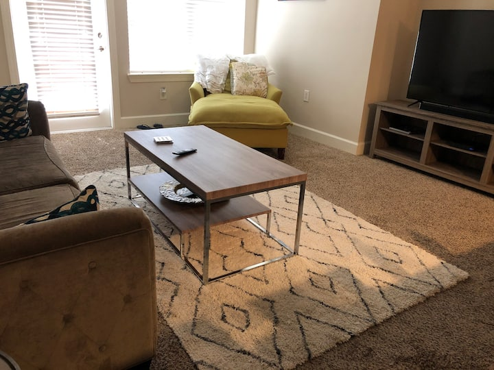 Bright Executive Apt - Minutes from Downtown