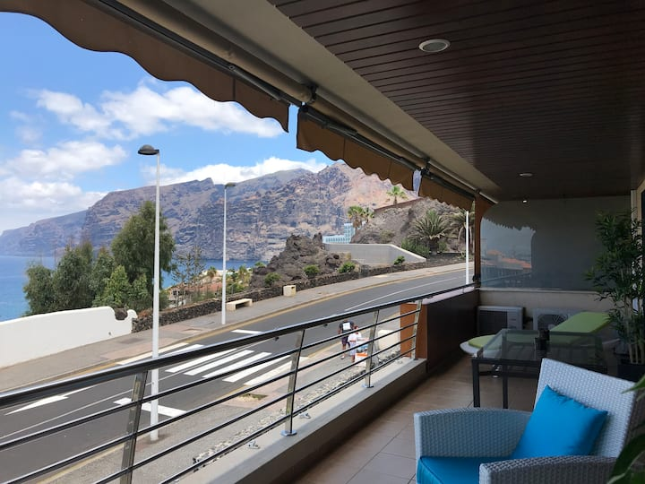 Beautiful apartment with incredible views