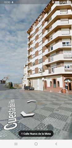 Coqueto piso (3 hab) en pleno centro de Benavente.