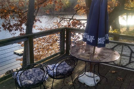 Delaware River Treehouse - Bangor - Appartement