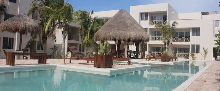 ¡Hermoso departamento en Playa chacá!