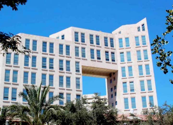 Peaceful ! ''Windows of Jerusalem''