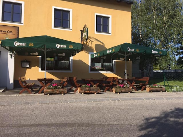 Gasthaus Transilvania Doppelzimmer