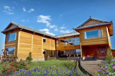 位于泸沽湖畔的别墅,体验慢活感受自然 - Lijiang