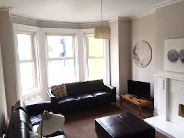 4 bed apartment in South Belfast - Belfast - Flat