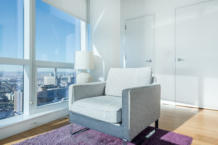 Dharma | Jersey City |  Beautiful 1BR + City Views