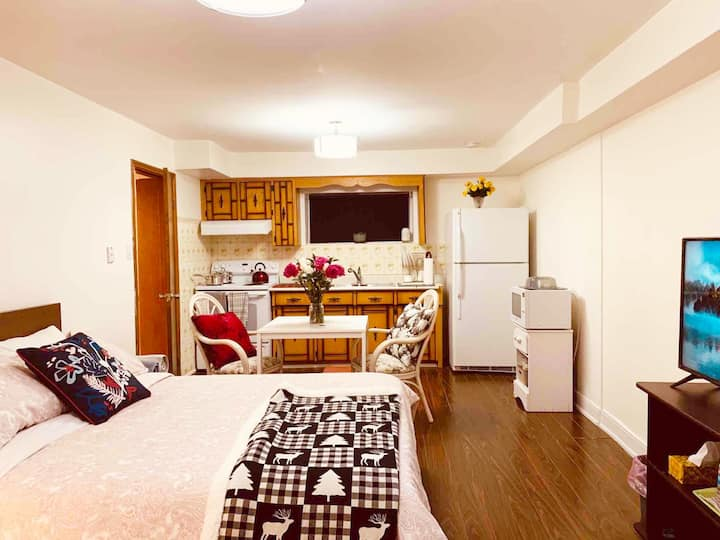 Comfort Bachelor Apartment Downtown of Mississauga