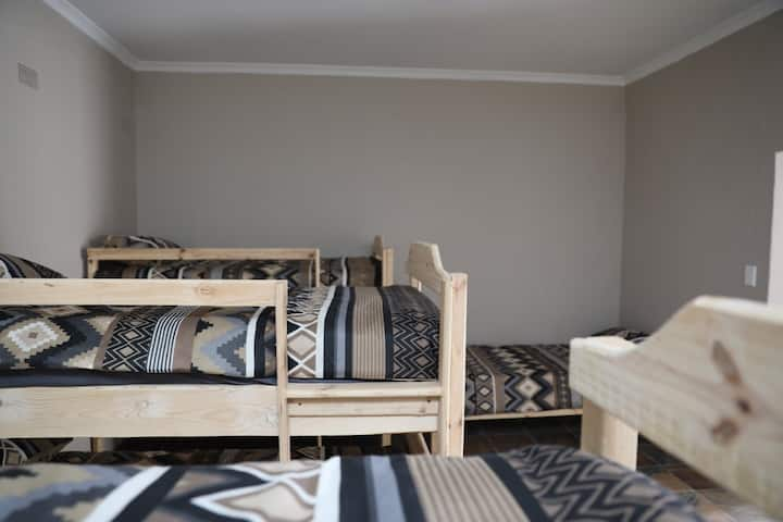 Swakopmund Backpackers - DonkeyBay Dorm - Bed 2