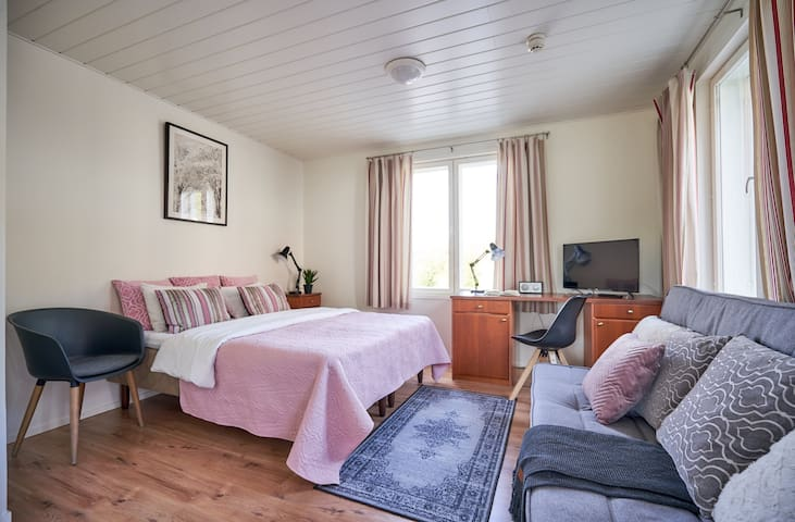Quadruple Room with an en-suite bathroom