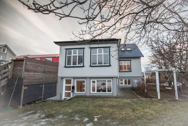 Great location - near city centrum - Reykjavík - Flat