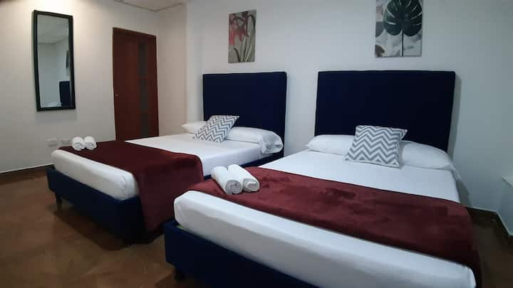 Apartamento family the luxe santa rosa de cabal