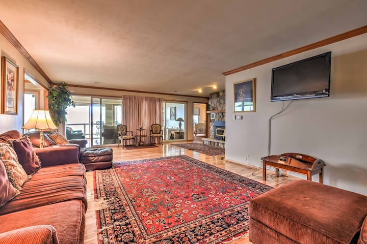 Inside, the home boasts 2,500 square feet of tastefully appointed living space.