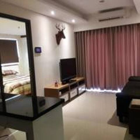 NEW APT 3BR - DOWNTOWN - Semarang Tengah - Apartment