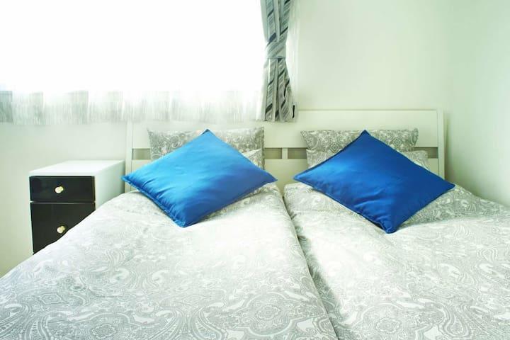 三层大床房